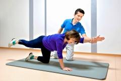Krankengymnastik Physiotherapie Praxis Lebedew